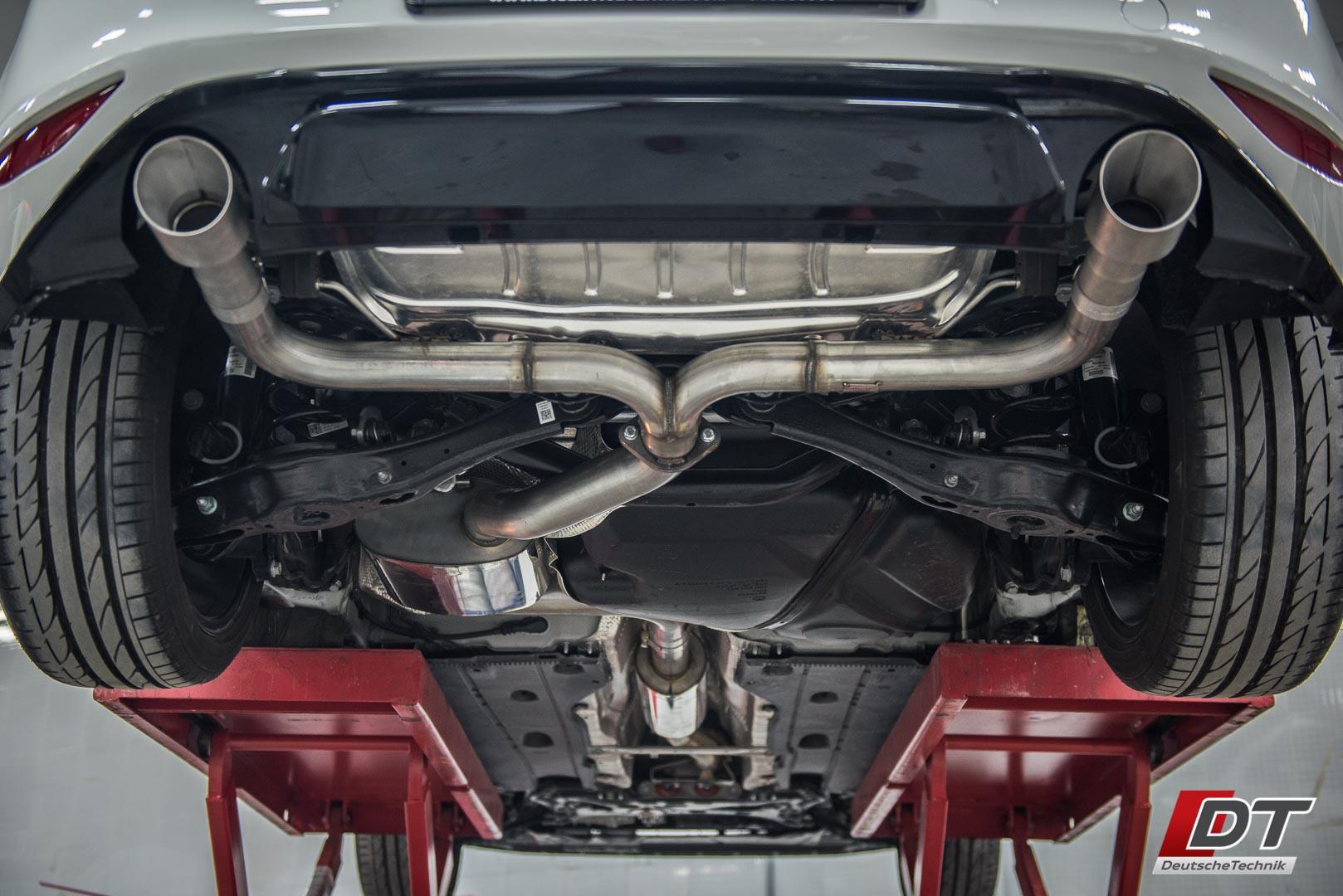 4 Hardware Upgrades Milltek Exhaust