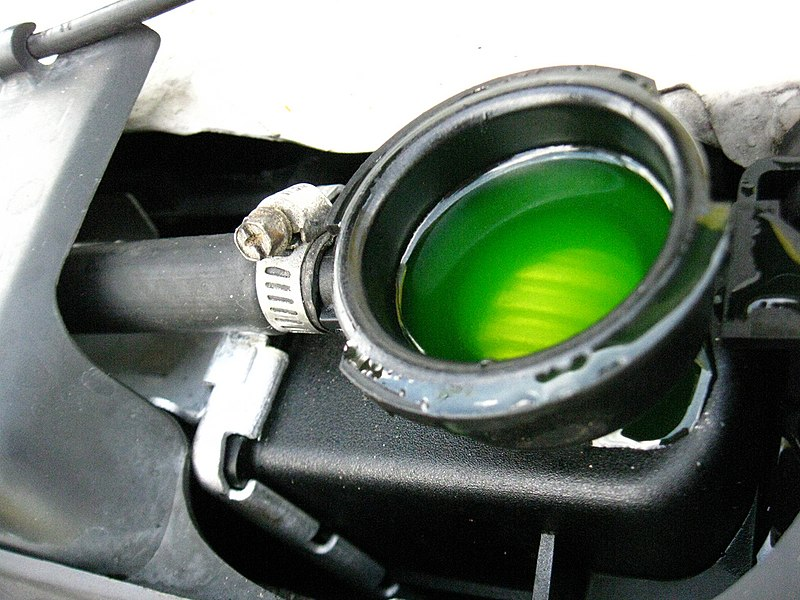 9 Services Coolant Flush