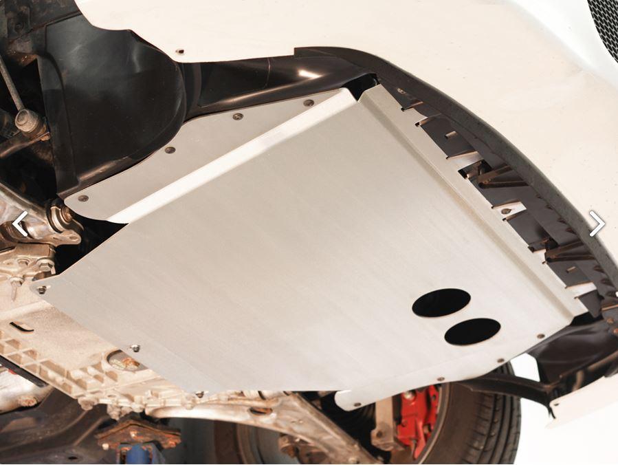 Rennline skid plate